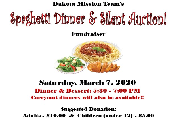 Mission Team Fundraiser