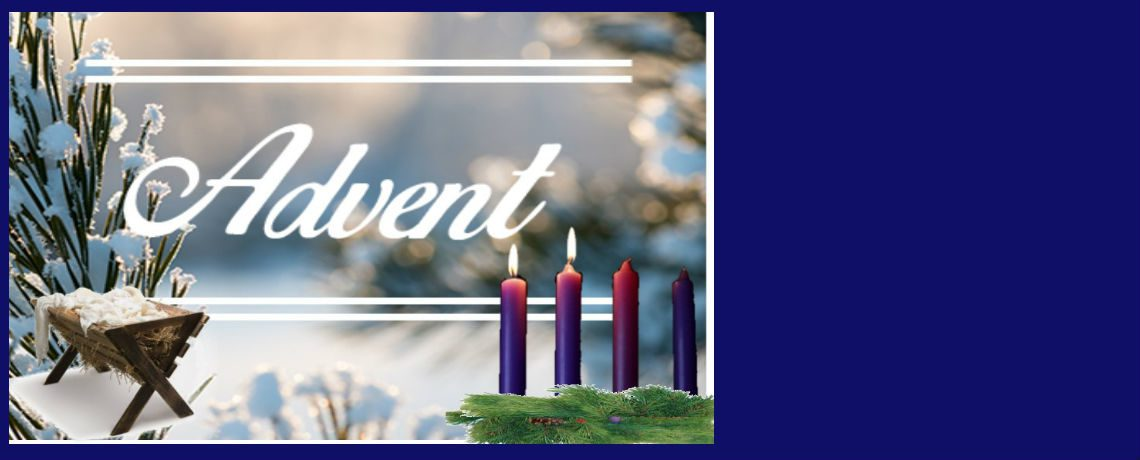 Join us for Worship on December 8, 2019
